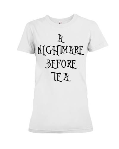 A nightmare before tea