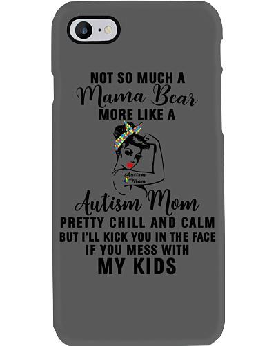 Autism Mom pretty chill and calm