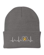 Cat Heartbeat Knit Beanie thumbnail
