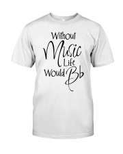 Music Life Classic T-Shirt thumbnail