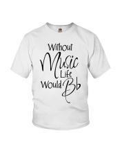 Music Life Youth T-Shirt thumbnail