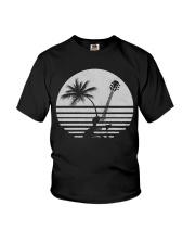 Guitar Sunset Youth T-Shirt thumbnail