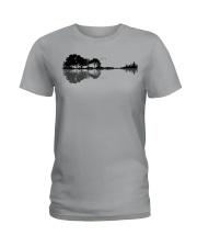 Nature Guitars Ladies T-Shirt thumbnail