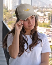 Cat Happy Halloween Embroidered Hat garment-embroidery-hat-lifestyle-03