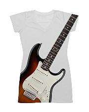 I Allway Play Guitar All-over Dress thumbnail