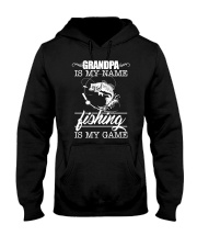 Fishing Is My Game Hooded Sweatshirt thumbnail