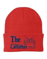 The Cat Father Knit Beanie thumbnail