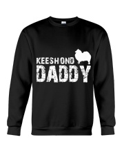 Keeshond Christmas Shirt Crewneck Sweatshirt thumbnail