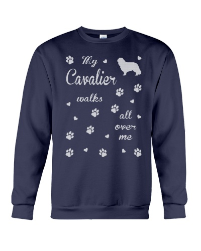 Cavalier Ugly Christmas Sweater Funny Gift Tshirt