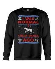 Great Dane Ugly Christmas Sweater Crewneck Sweatshirt thumbnail