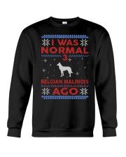 Belgian Malinois Ugly Christmas Sweater Crewneck Sweatshirt thumbnail