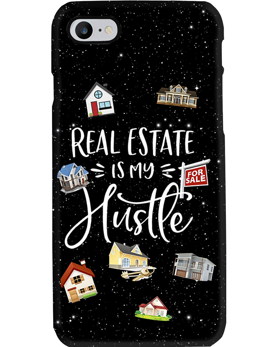 Real Estate Is My Hustle Phone Case HT10 Phone Case
