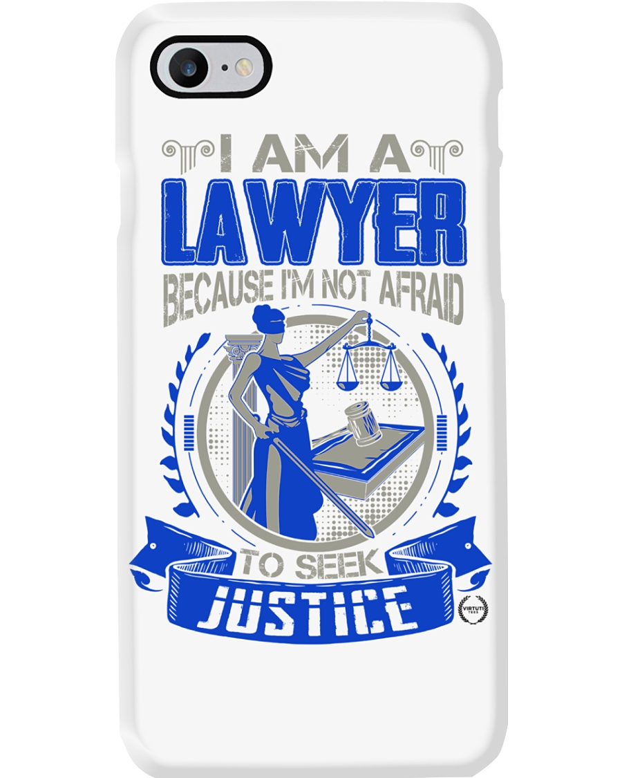 Lawyer Pride - For Dirt Cheap - Represent It Phone Case