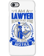 Lawyer Pride - For Dirt Cheap - Represent It Phone Case i-phone-7-case