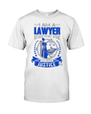 Lawyer Pride - For Dirt Cheap - Represent It Classic T-Shirt thumbnail