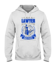 Lawyer Pride - For Dirt Cheap - Represent It Hooded Sweatshirt thumbnail