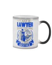 Lawyer Pride - For Dirt Cheap - Represent It Color Changing Mug thumbnail