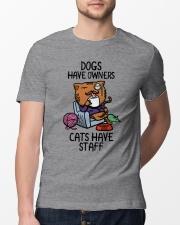 Cat Have Staff T-shirt Classic T-Shirt Classic T-Shirt lifestyle-mens-crewneck-front-13