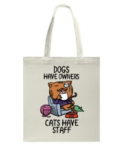 Cat Have Staff T-shirt Classic T-Shirt Tote Bag thumbnail