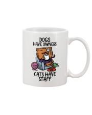 Cat Have Staff T-shirt Classic T-Shirt Mug thumbnail