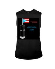 HURRICANE MARIA MEMORIAL MONUMENT FUNDRAISER Sleeveless Tee thumbnail