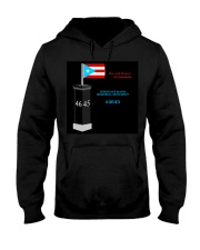 HURRICANE MARIA MEMORIAL MONUMENT FUNDRAISER Hooded Sweatshirt thumbnail