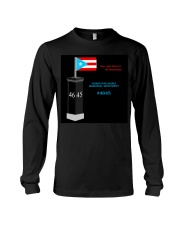 HURRICANE MARIA MEMORIAL MONUMENT FUNDRAISER Long Sleeve Tee thumbnail