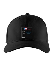 HURRICANE MARIA MEMORIAL MONUMENT FUNDRAISER Embroidered Hat thumbnail