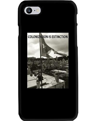 COLONIZATION IS EXTINCTION