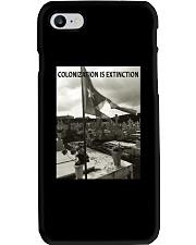 COLONIZATION IS EXTINCTION Phone Case thumbnail