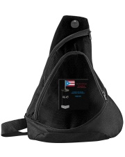 Hurricane Maria Memorial Monument Sling Pack thumbnail