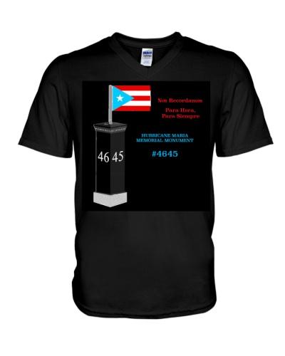 Hurricane Maria Memorial Monument