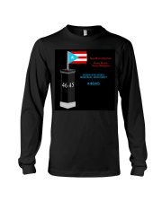 Hurricane Maria Memorial Monument Long Sleeve Tee thumbnail