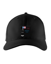 Hurricane Maria Memorial Monument Embroidered Hat thumbnail