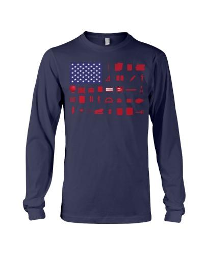 Teacher American Flag