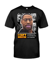 'I CAN'T BREATHE' - Basic Sweatshirt Classic T-Shirt thumbnail
