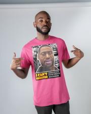 'I CAN'T BREATHE' - Basic Sweatshirt Classic T-Shirt apparel-classic-tshirt-lifestyle-front-32