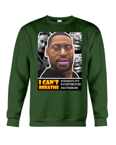 'I CAN'T BREATHE' - Basic Sweatshirt