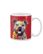 PITBULLS THEY WILL STEAL YOUR HEART Mug thumbnail