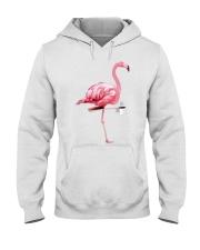 Flamingo stuff Hooded Sweatshirt thumbnail