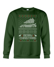 2G DSM Ugly Christmas Sweater Design Crewneck Sweatshirt front