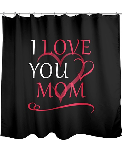 I Love you mom - Best Gift for Mother mum