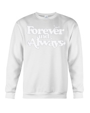 forever and always hoodie Crewneck Sweatshirt thumbnail