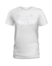 forever and always hoodie Ladies T-Shirt thumbnail