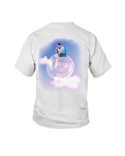Newest white Hoodie Youth T-Shirt thumbnail