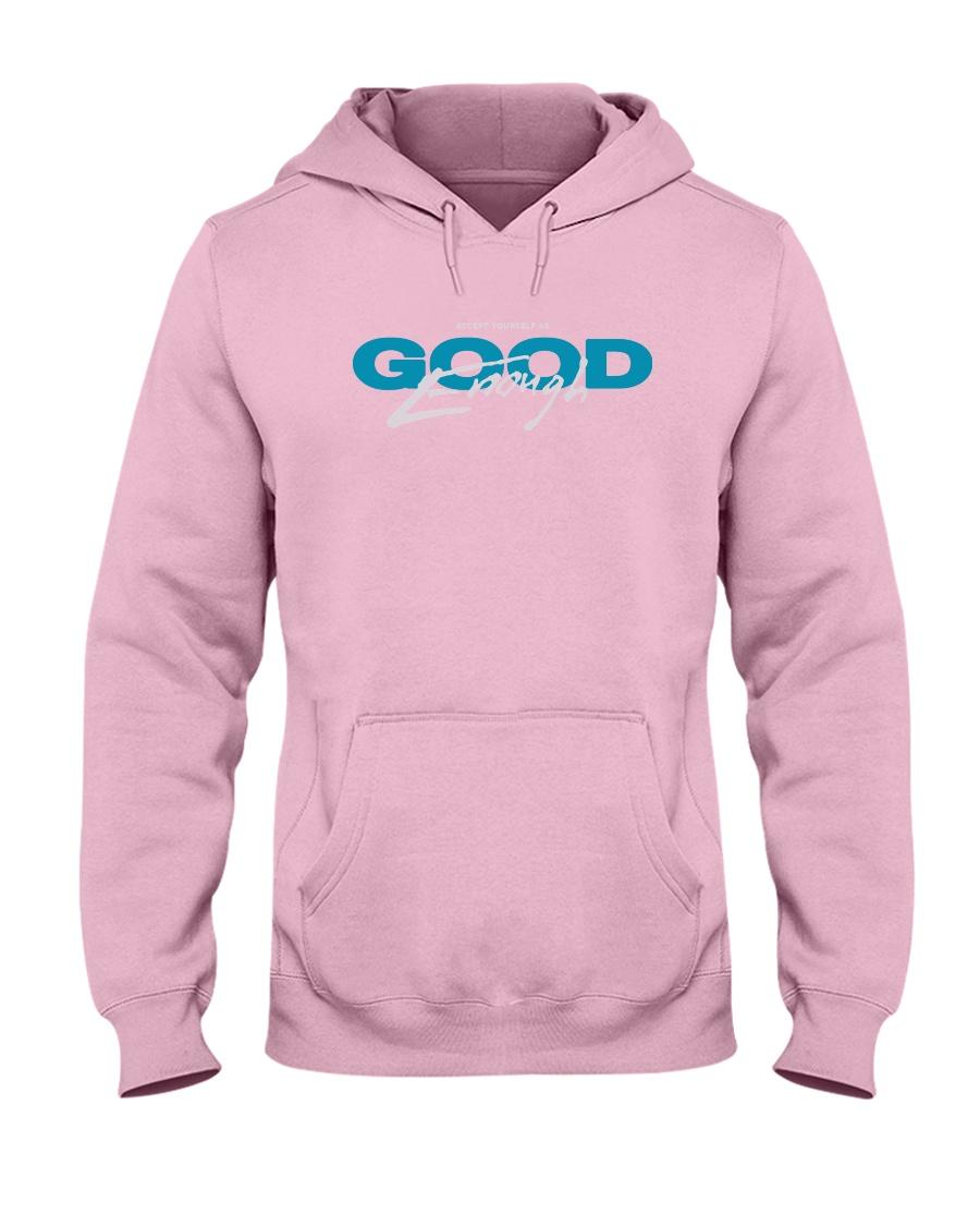 New era New pink Hoodie  Hooded Sweatshirt