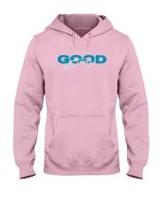 New era New pink Hoodie  Hooded Sweatshirt front