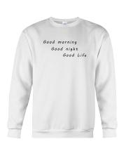 UO Good Life Pink Hoodie Crewneck Sweatshirt thumbnail