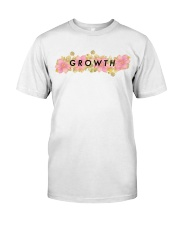 Growth Hoodie Classic T-Shirt thumbnail