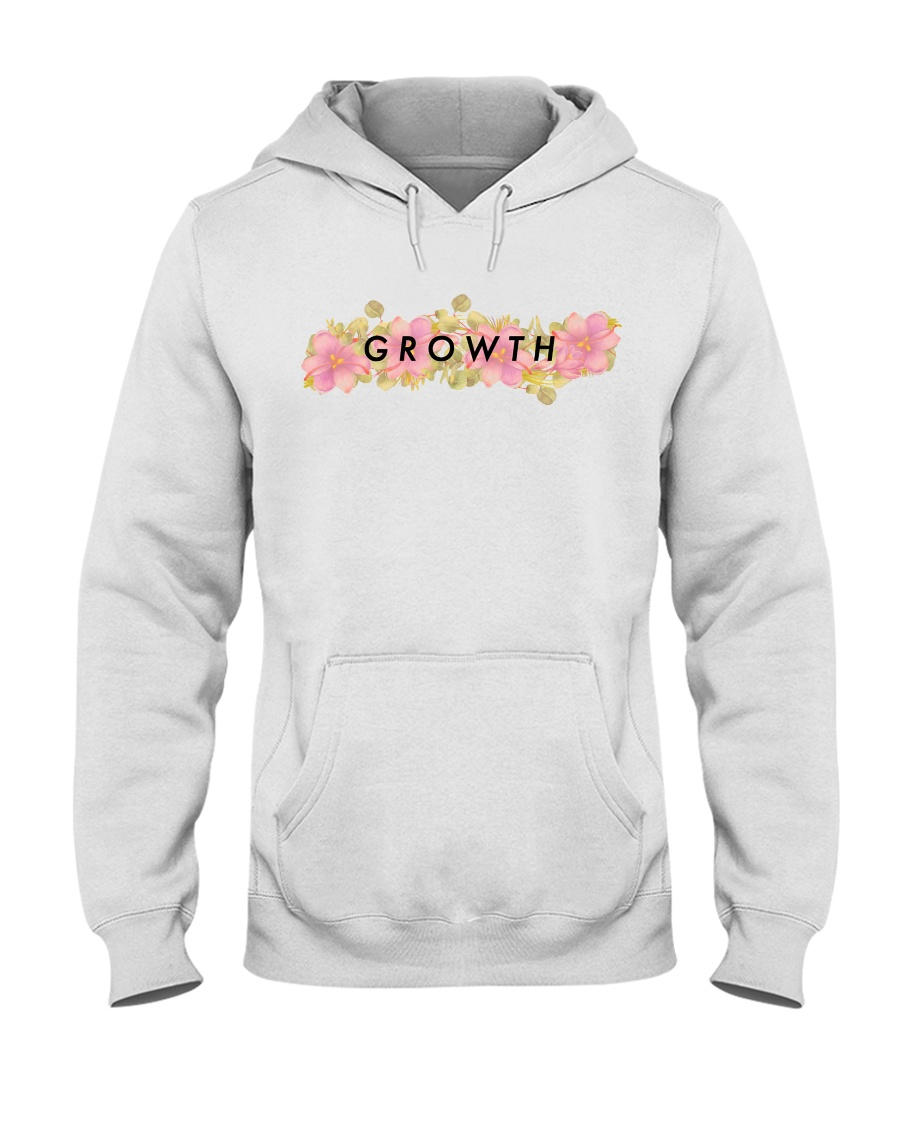 Growth Hoodie Hooded Sweatshirt